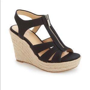 Michael Kore Wedge Sandals